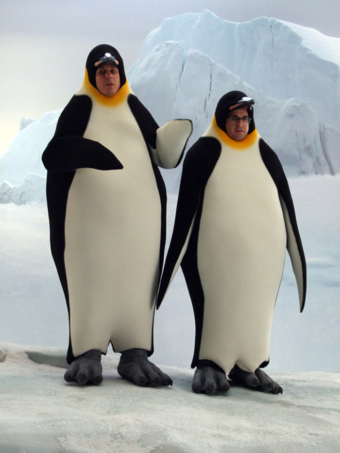 Odd Studio Foxtel Penguin Suits Commercial