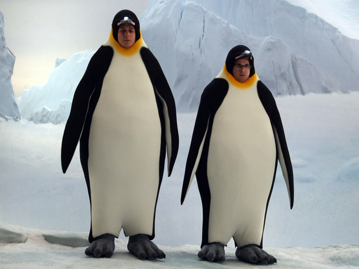 Foxtel Penguin Suits: Commercial