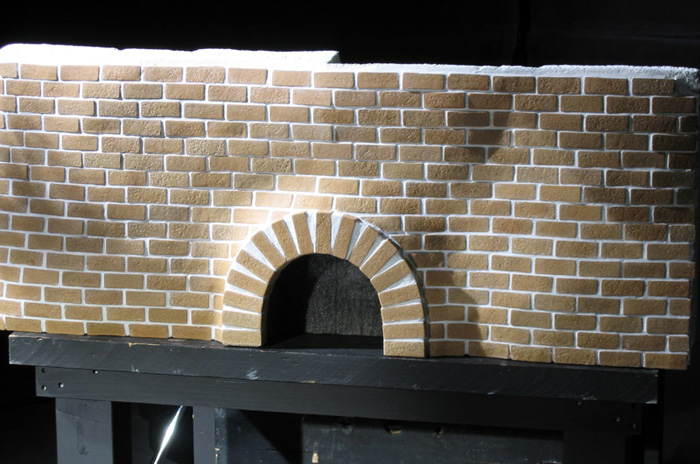 Brick Homes: Commercial