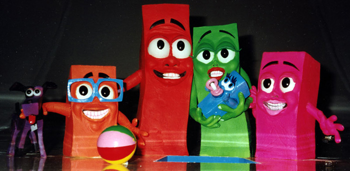 Stop Motion Puppets