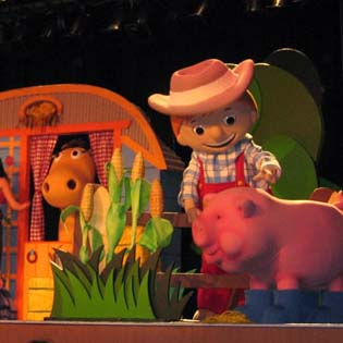New MacDonalds Farm: Aus Stage Show