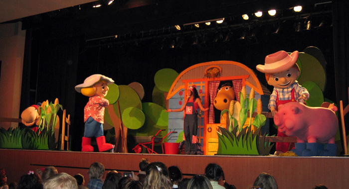 New MacDonalds Farm: Aus Stage Show