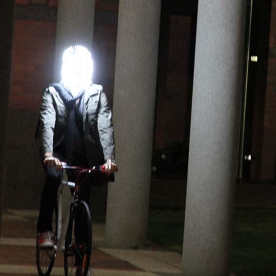 Curtain University Light Heads