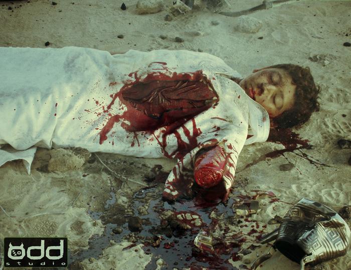An Incident In Fallajah: Short Film