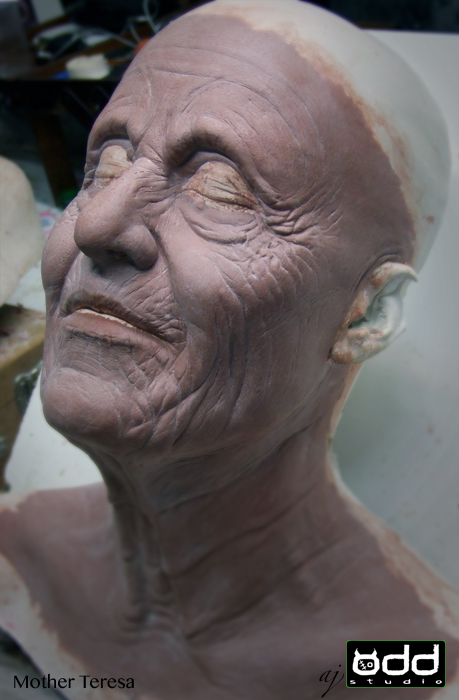 Sculpts by Adam Johansen