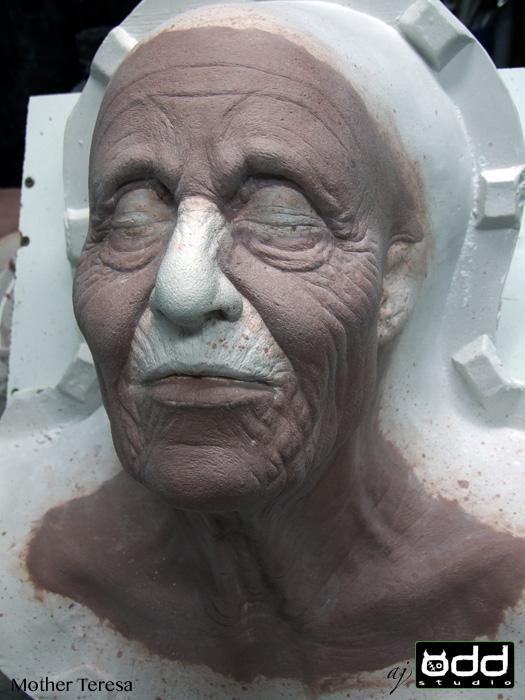 Sculpts by Adam Johansen