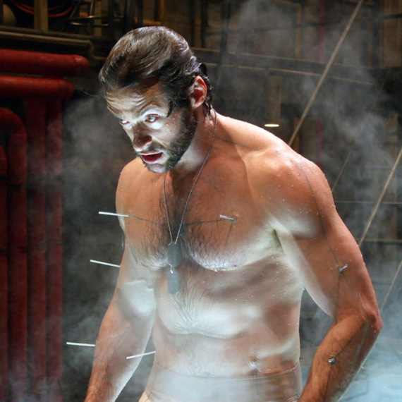 Odd Studio provided additional special make up effects for ADI on Wolverine.