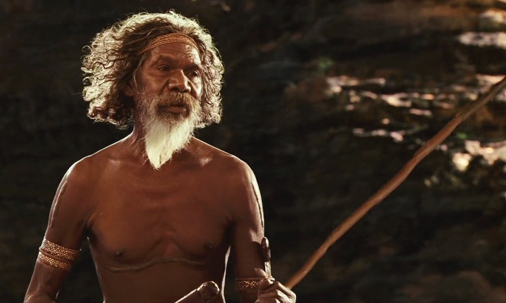 Australia: AUS Feature film. Odd Studio was responsible for producing all the prosthetic tribal satisfactions on the film.