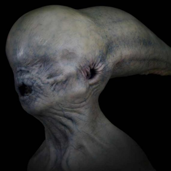 odd studio creature effects character design